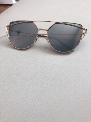 Sunglasses silver-colored-gold-colored