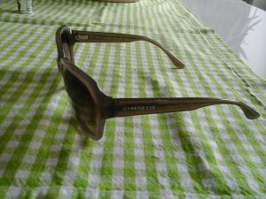 Sonnenbrille  Strenesse in Farbe Taupe