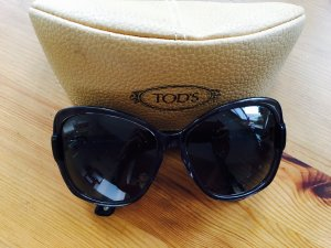 Tod's Glasses anthracite synthetic material