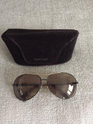 Tom Ford Gafas marrón oscuro