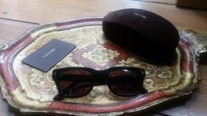Tom Ford Lunettes brun noir