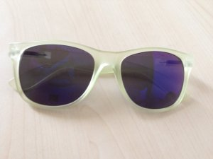H&M Glasses pale yellow