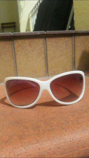Sonnenbrille uvex weiß
