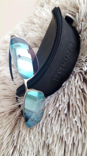 Sonnenbrille * verspiegelt * Police