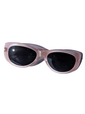 Sonnenbrille Vintage Made in Italy - extravaganter Stil