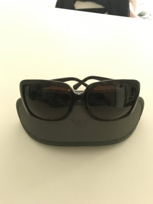 Armani Sunglasses dark brown-gold-colored