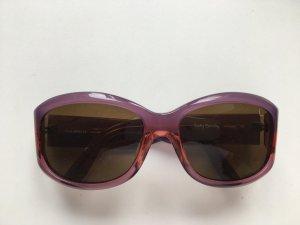 Betty Barclay Occhiale malva-rosso mattone Materiale sintetico