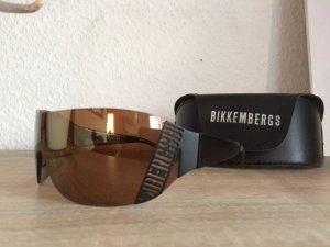 Bikkembergs Zonnebril bruin-zwart