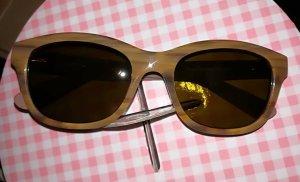 Sonnenbrille von Brille24 - Eyestyle Modell 2478 Wavy braun-meliert/holzoptik