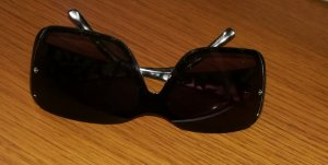 C&A Bril zwart-donkergrijs