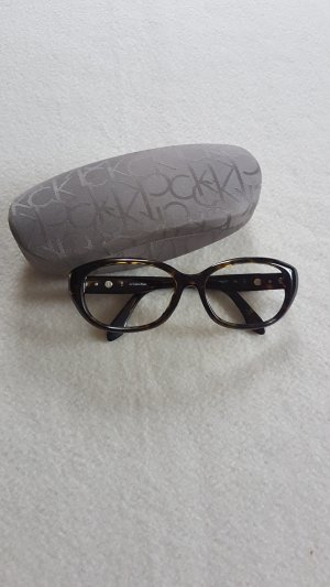 Calvin Klein Glasses dark brown
