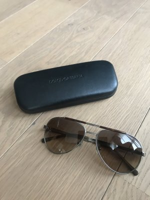 Dolce & Gabbana Aviator Glasses multicolored