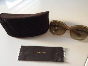 Sonnenbrille von der Marke Tom Ford, braun