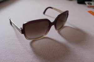 Dior Glasses cognac-coloured