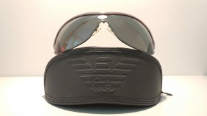 Sonnenbrille von Emporio Armani | flieder | Damen | EA9240 AYLV6 105/S wie neu mit Etui und Putztuch