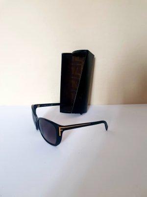 Sonnenbrille von fendi mit Leder etui