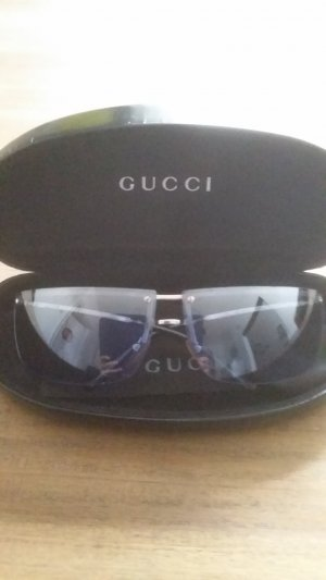 Gucci Sunglasses grey-pale blue