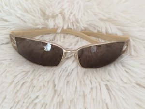 Guess Retro Glasses nude synthetic material