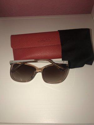 Guess Angular Shaped Sunglasses beige-light brown