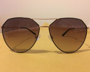 Guess Aviator Glasses gold-colored-black