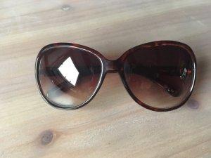 Sonnenbrille von I am in braun CAT 3