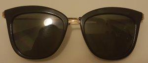 Le Specs Angular Shaped Sunglasses multicolored