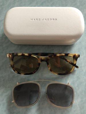 Sonnenbrille von Marc Jacobs mit Clip-On