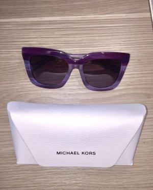 Sonnenbrille von Michael Kors lila
