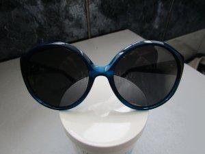 Sonnenbrille von Missoni blaues Gestell
