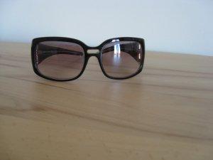 Montblanc Occhiale nero-viola scuro