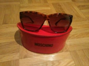 Moschino Glasses black brown