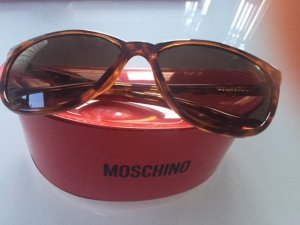 Moschino Glasses brown