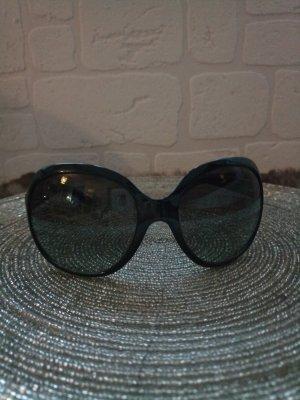 Ralph Lauren Ovale zonnebril zwart
