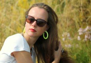 Sonnenbrille von Sehshop.de braun Retro Style Modell Sun Marino Curacao
