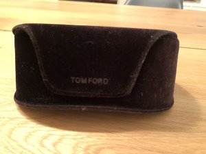 Tom Ford Glasses light brown acetate