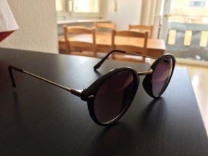 Urban Outfitters Occhiale da sole nero-grigio chiaro