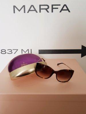 Sonnenbrille von Vivienne westwood mit etui