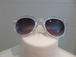 Sonnenbrille von Zara transparent
