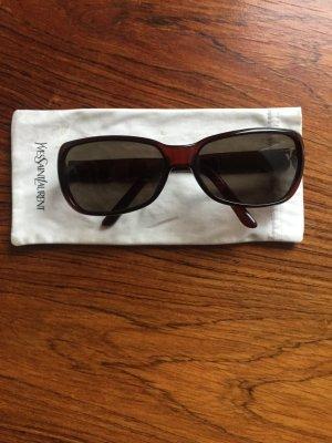 Sonnenbrille Yves Saint Laurent, dunkelbraun