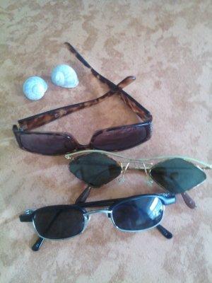 Sonnenbrillen im vintage look