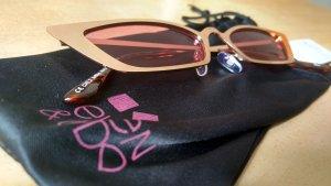 Even & Odd Gafas de sol cuadradas multicolor