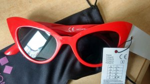 Even & Odd Gafas de sol ovaladas multicolor