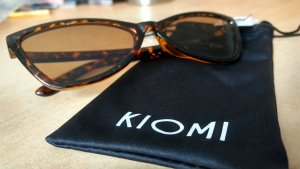 Kiomi Gafas de sol ovaladas multicolor