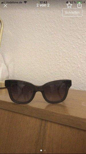 Whistles Butterfly Glasses black