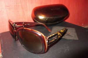 Guess Glasses multicolored synthetic material