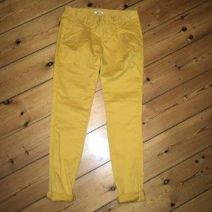 Mexx Pantalon chinos jaune