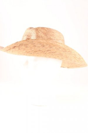 Sun Hat beige-pink beach look