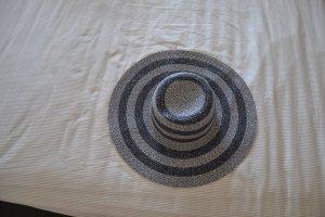 Chapeau de soleil multicolore fibre synthétique