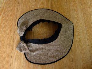 Sun Hat bronze-colored-ocher