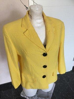 Gerry Weber Blazer corto giallo pallido-giallo Cotone